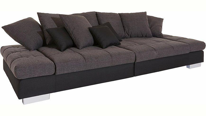 Elegant Big Sofa wahlweise mit RGB LED Beleuchtung Energieeffizienz A Jetzt bestellen unter