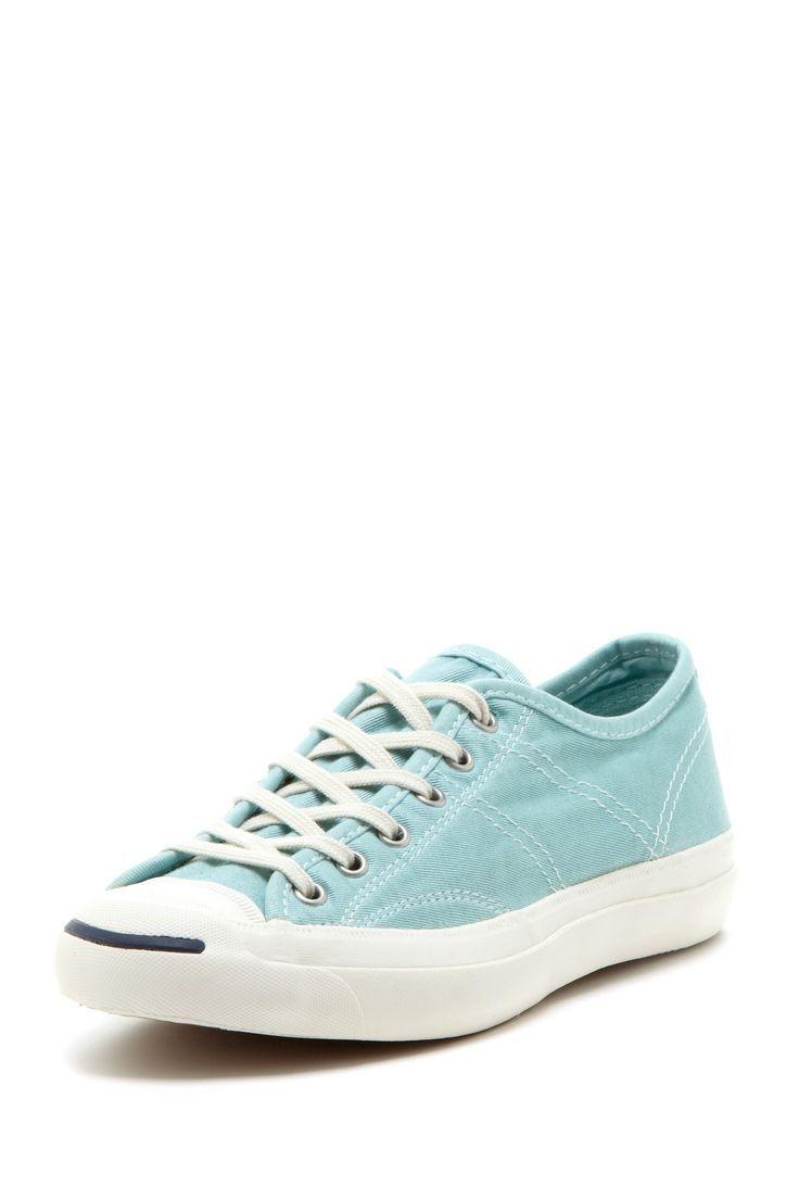 6406a9dd3fef Converse Jack Purcell Unisex Helen Garment Dye Ox Sneaker