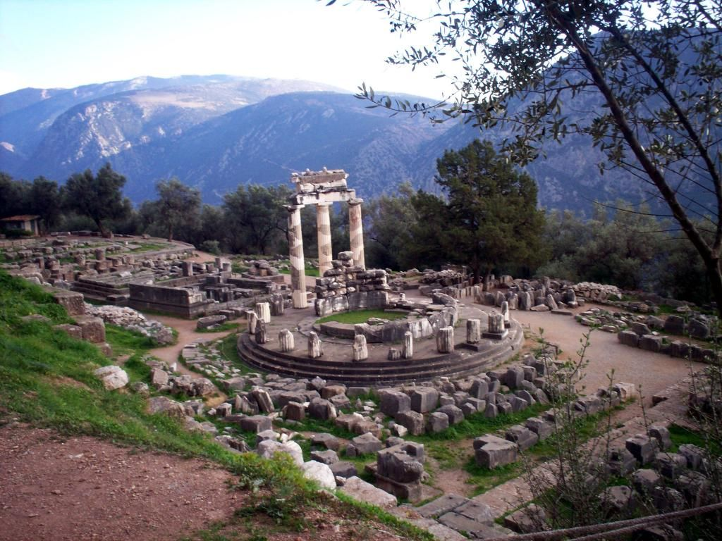 What is Parnassus Myths and interesting places of the sacred mountain in Greece 9