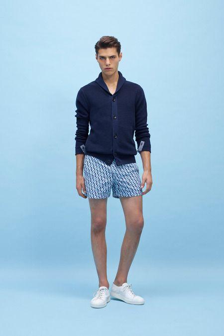 Boglioli | Spring 2015 Menswear Collection | Style.com