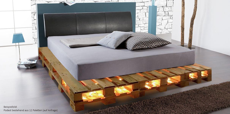 Schlafzimmermobel Hersteller Palettenbett