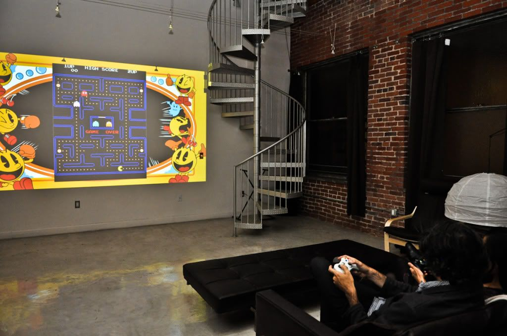 Best Huge Screen For Games And Spiral Staircase Picture Photo 400 x 300