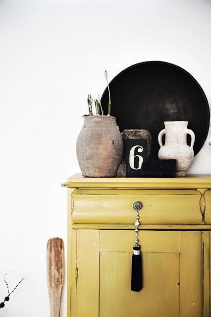 Ein Schrank in Gelb! #KOLORAT #Farbe #streichen #Lack | Möbel in ...