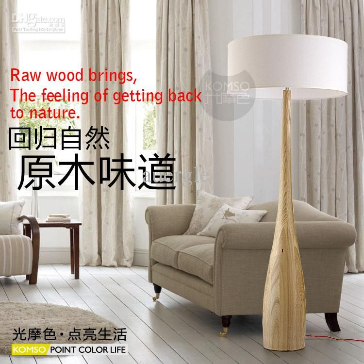 Quality floor lamp logs of wood eco friendly natural water modern quality floor lamp logs of wood eco friendly natural water modern brief wool floor lamp mozeypictures Choice Image