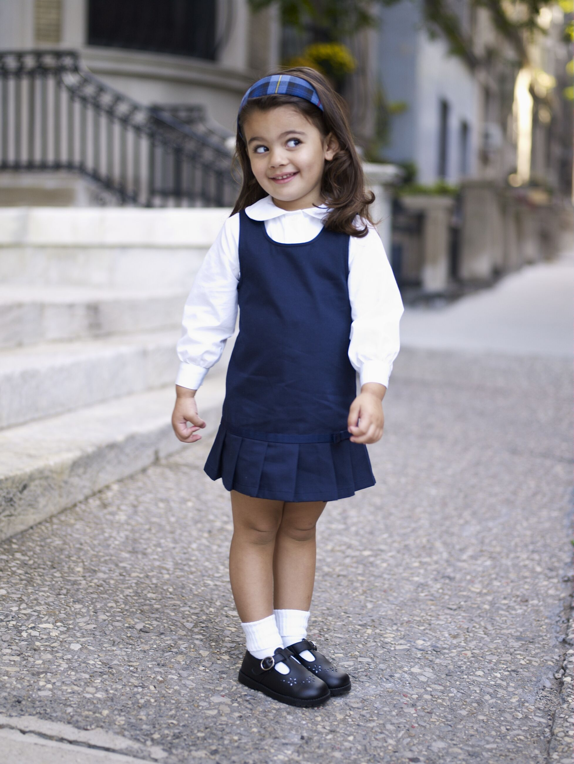 With you Private school uniforms for girls know