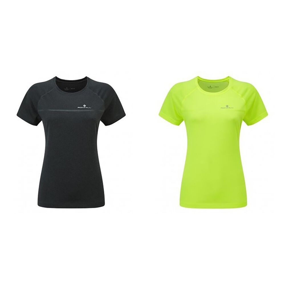 Ronhill Womens//Ladies Lightweight Everyday T-Shirt