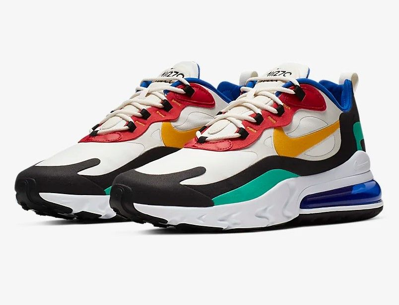 nike air max 270 react pas cher