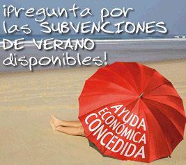 ¡Pregunta por las Subvenciones de Verano! http://www.cursosccc.com/cursos-a-distancia