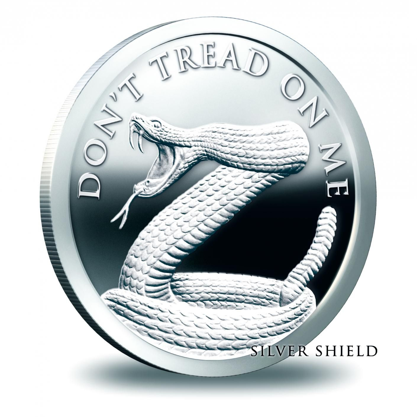 Silver Shield Don T Tread On Me 1 Oz Silver Proof Http