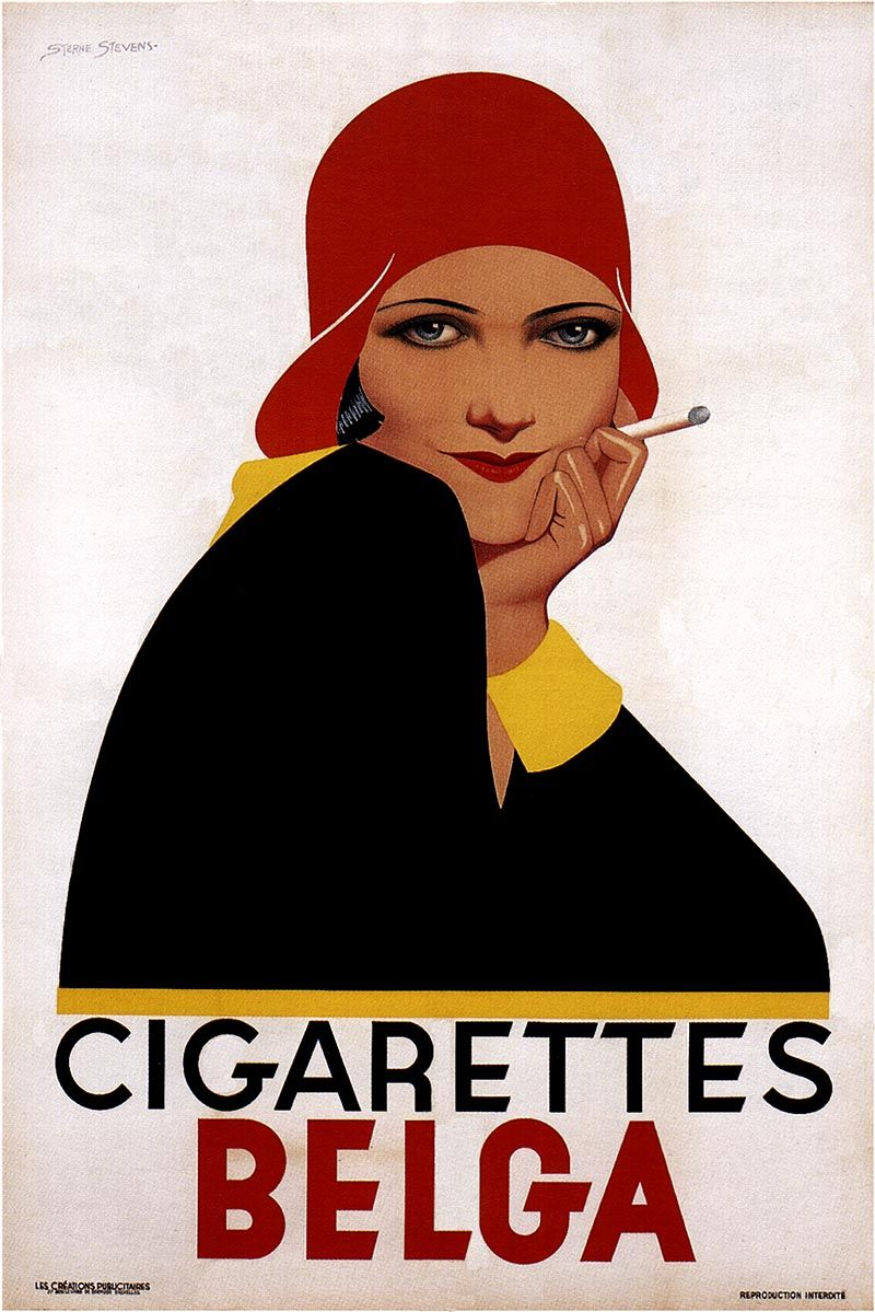 Virginia Slims cigarettes history