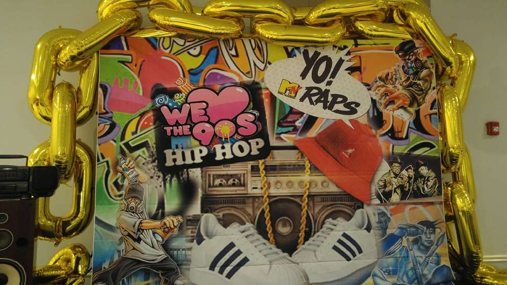 90s Hip Hop Birthday Party Ideas