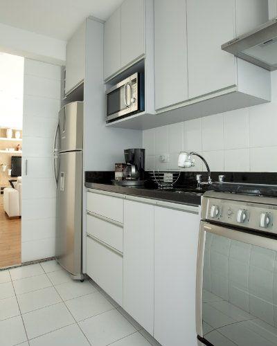 Cozinha corredor pesquisa google decor pinterest for Cocinas integrales chiquitas
