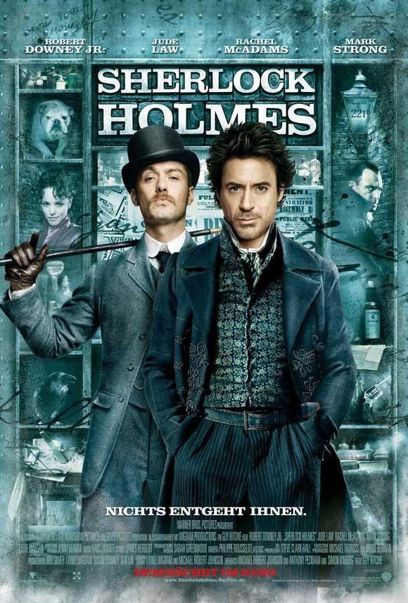 Sherlock German Subbed