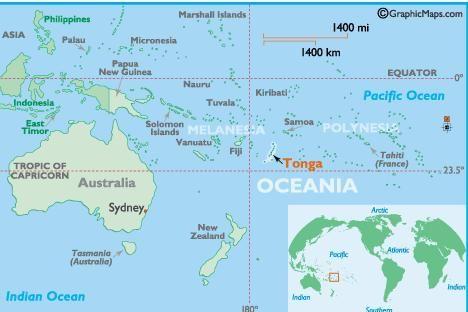 Httpssmediacacheakpinimgcomoriginals - Tonga map