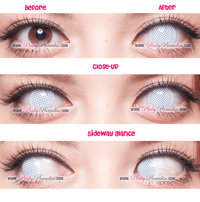 Best White Contacts for Cosplay and Halloween - Princess ...