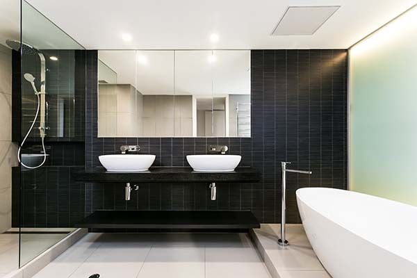 Modern apartment receives fresh makeover in South Yarra