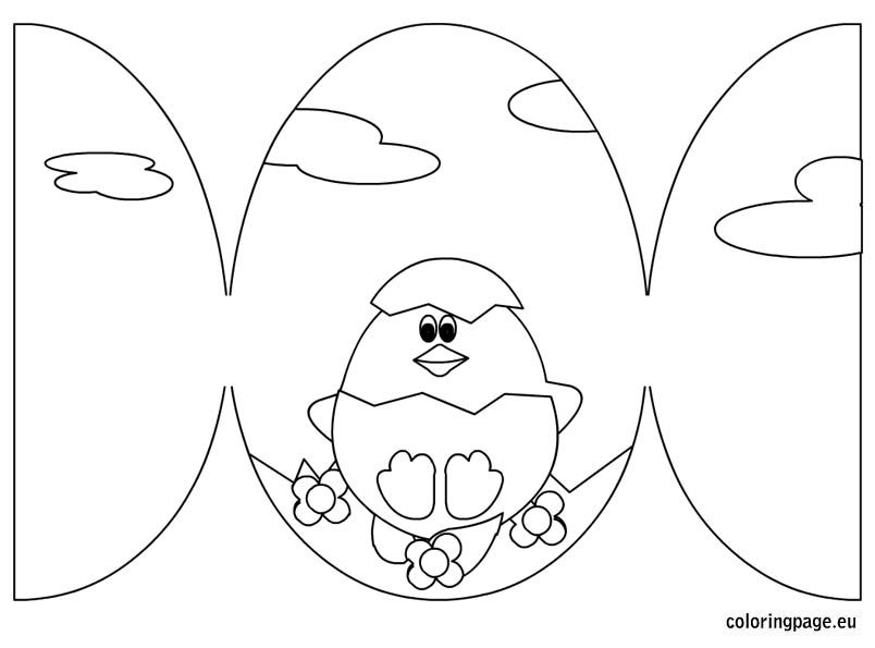 Related coloring pagesChickChick Coloring PagesEaster - Rabbit ...