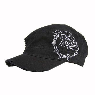 Black Cadet Cap Pics