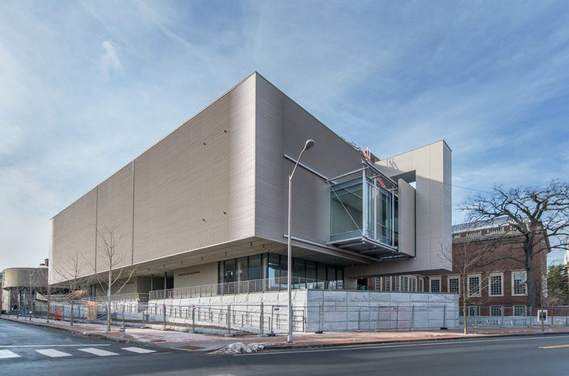 Harvard art museums renzo piano designboom architecture for Arquitectura harvard