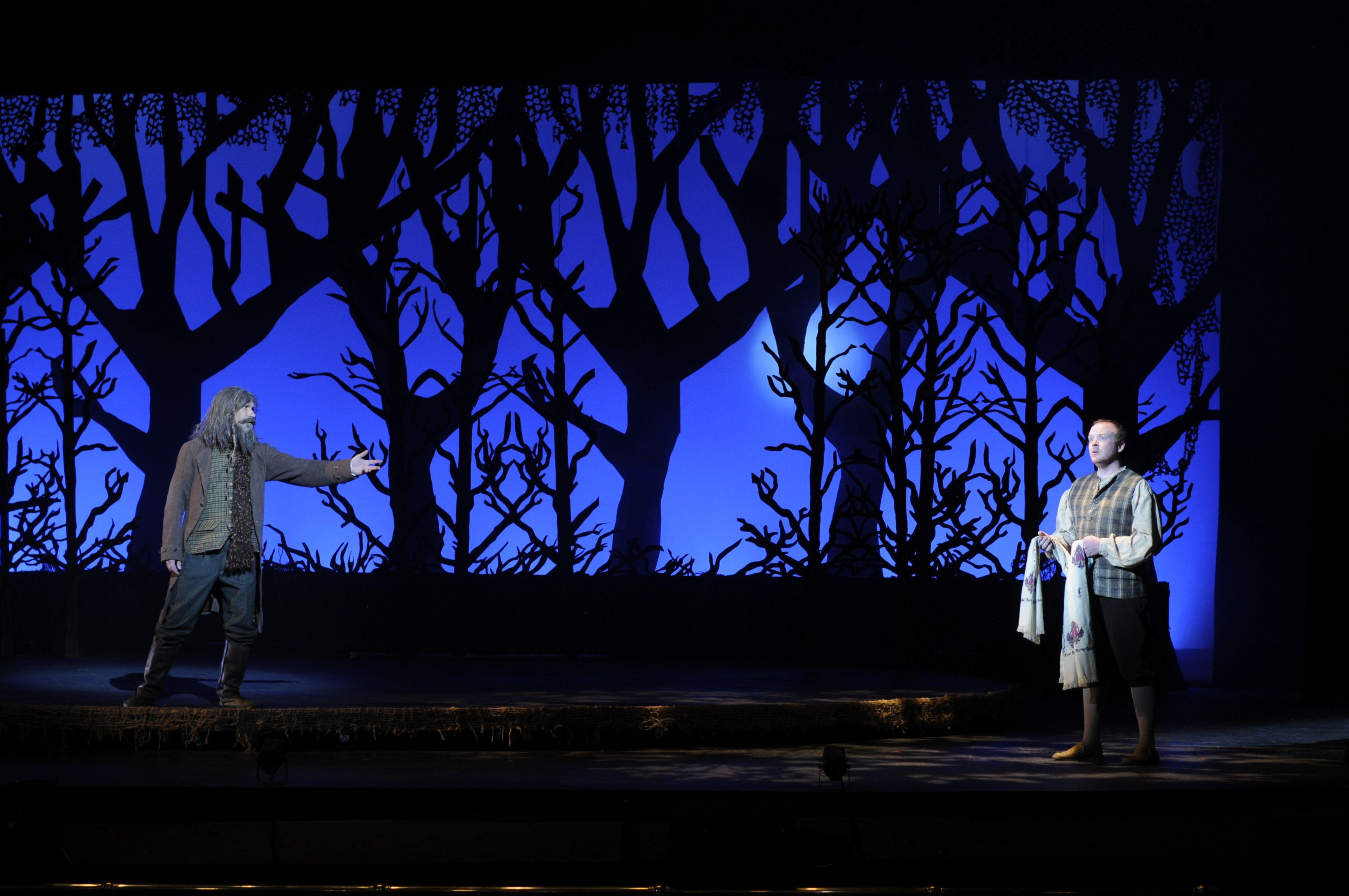 """Into the Woods"" at The Grand Theatre  Set Designer, Scenic"