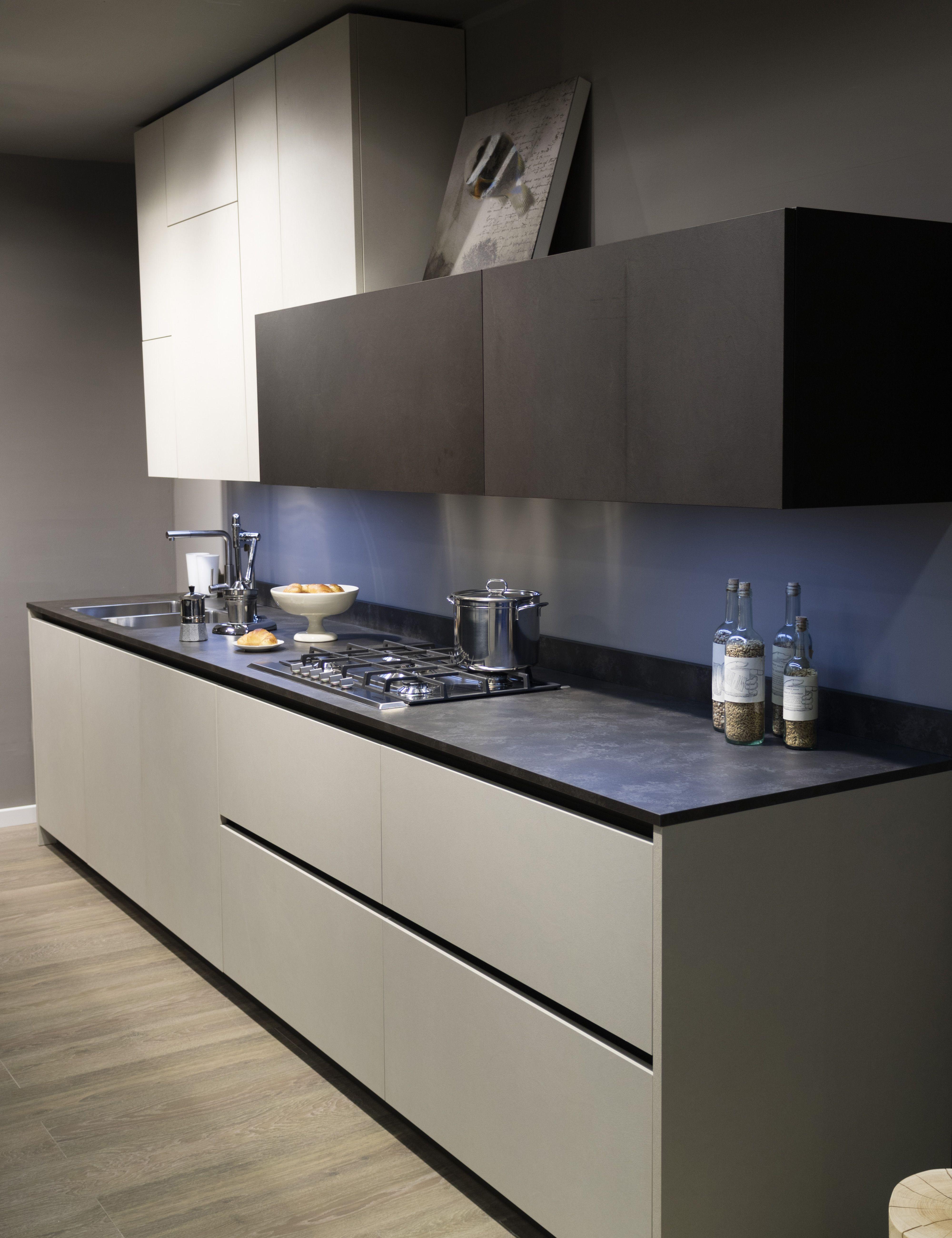 Cucina Design Moderno Arredamento Isola Italiana Penisola Top