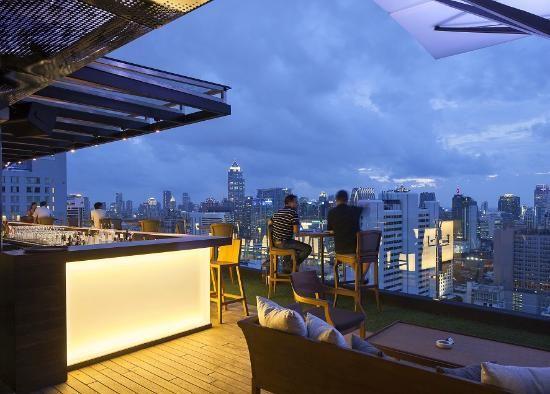 Above Eleven  Bangkok skybar  SKYBAR  Terrazas chill