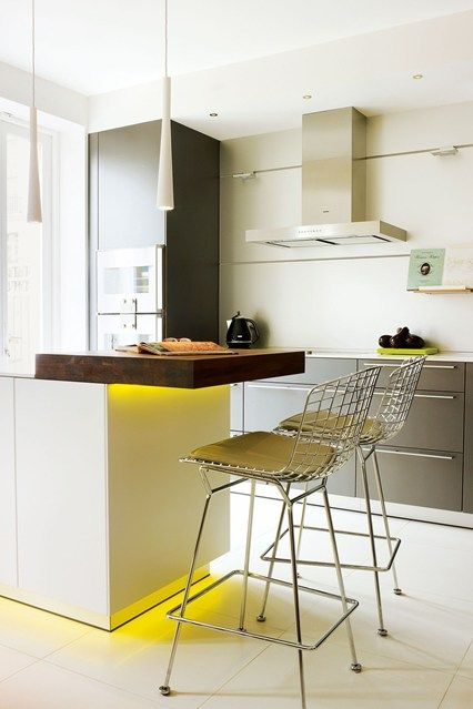Bar Stools - Kitchen Design Ideas - Decor & Images (houseandgarden.co.uk)