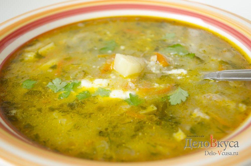 суп рассольник рецепт с рисом с фото