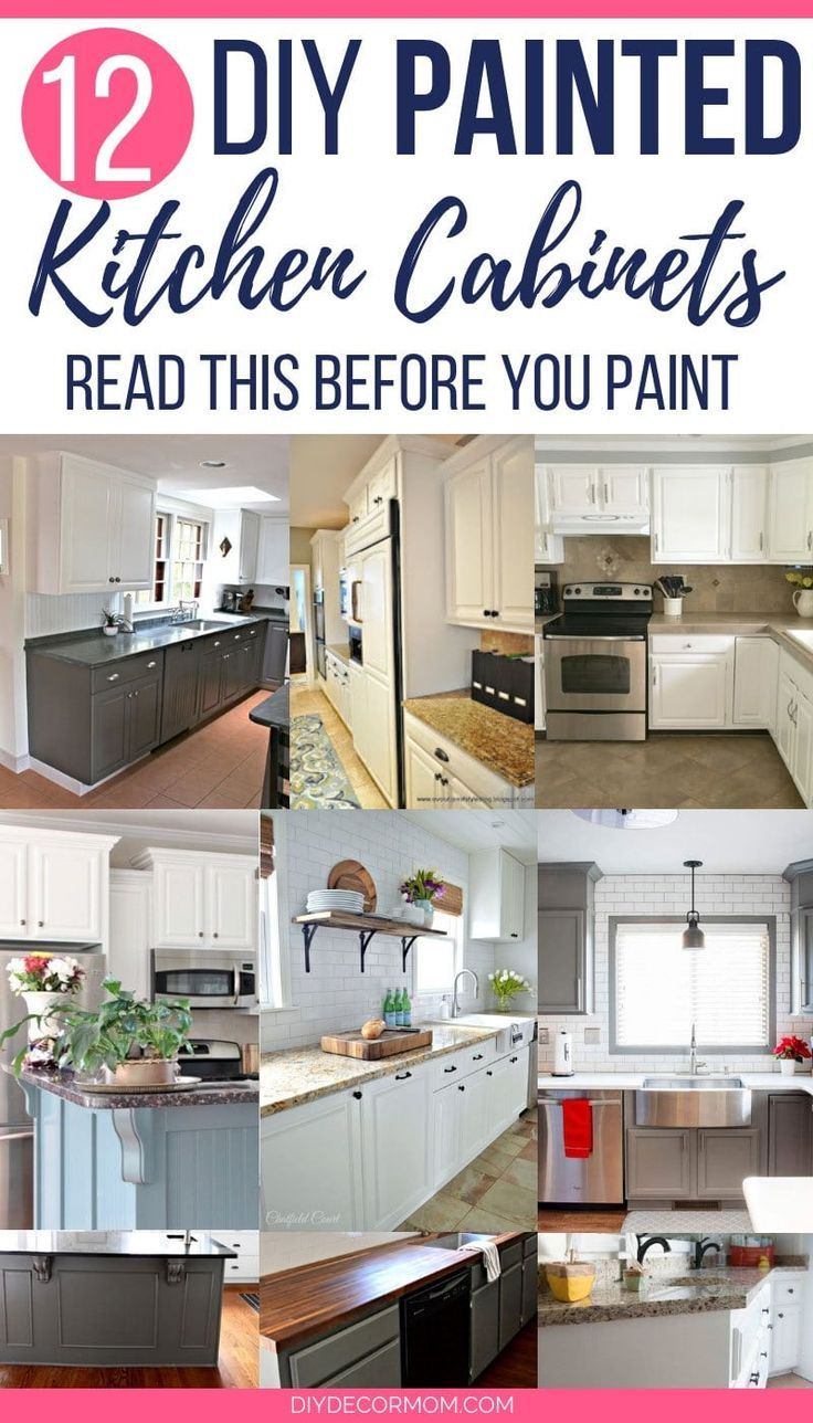 See how to paint your kitchen using Benjamin