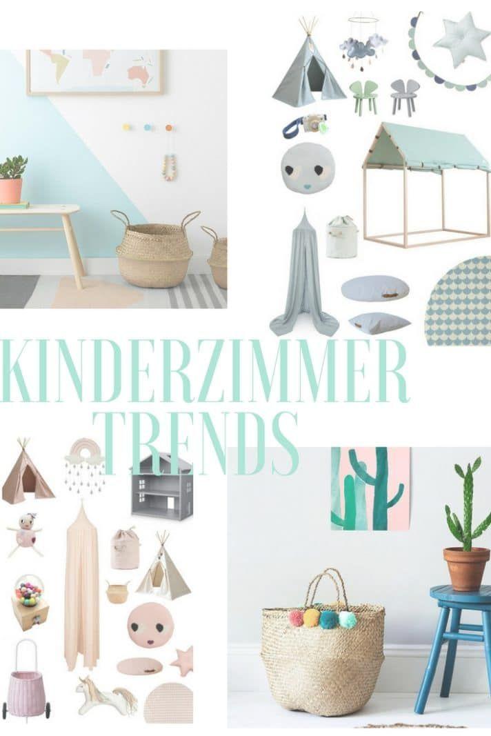 Kinderzimmer Trends Wunderschöne neue Stücke