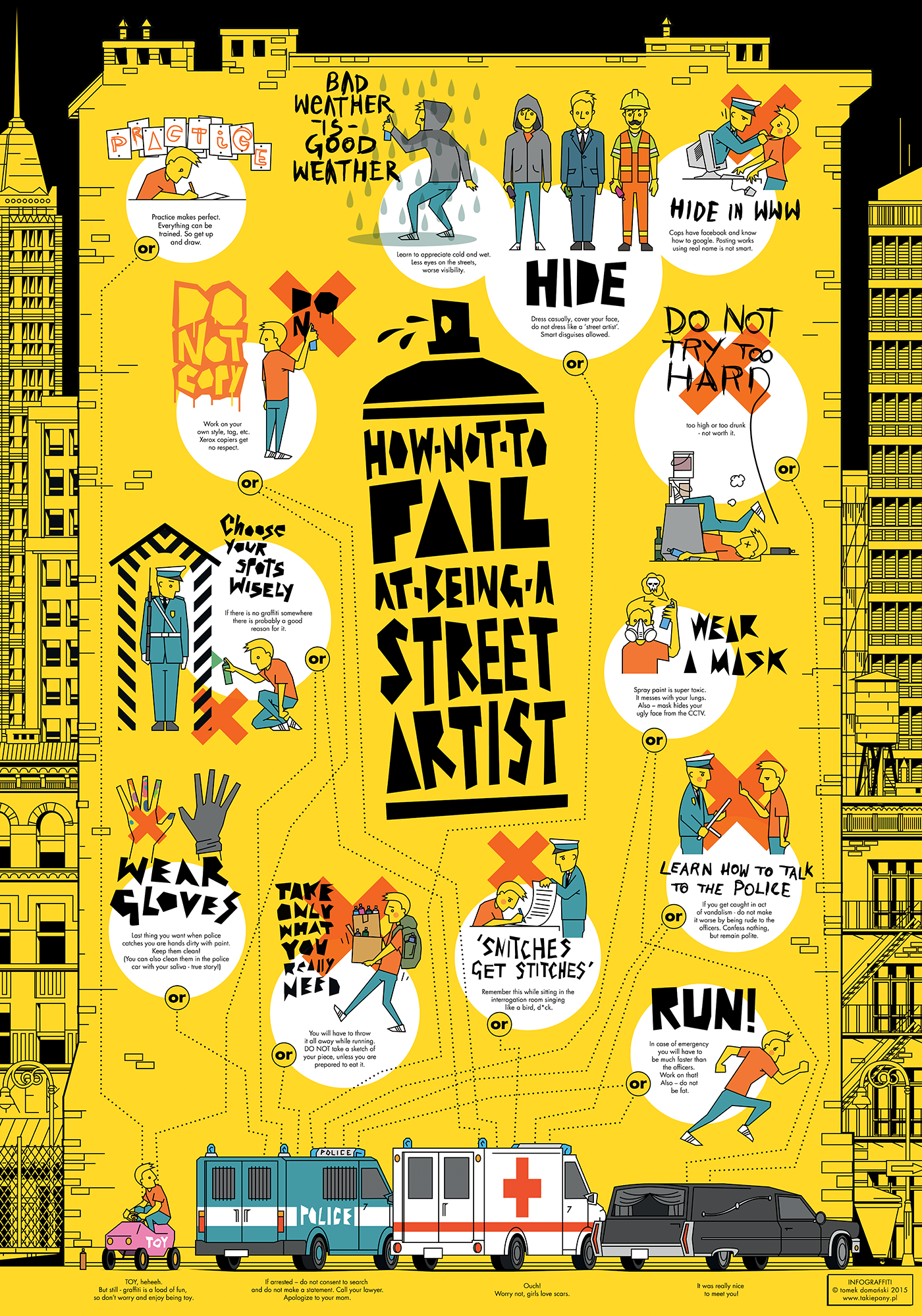 'How Not To Fail At Being A Street