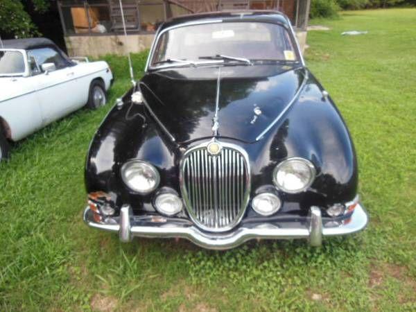 1964 Jaguar Model S 3 8 Automatic 2 995 Cary Nc Forsale Craigslist Restorationproject British Cars Jaguar Sportscar