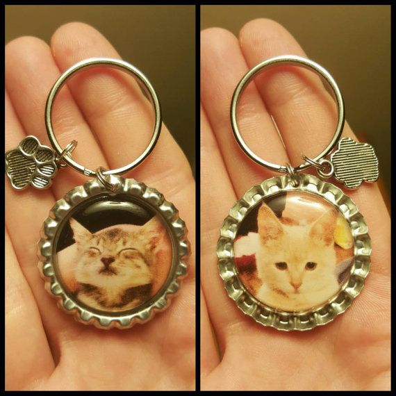 Check out this item in my Etsy shop https://www.etsy.com/listing/265067501/custom-handmade-photo-keychain-photo