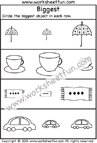 Shortes Worksheets Fun Printable For Kids