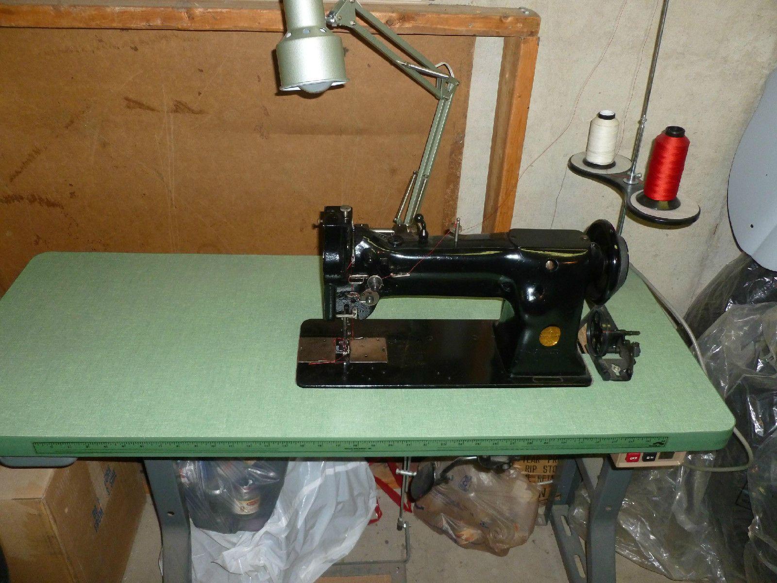Singer Industrial Sewing Machine Model 111 155 Walking Foot Interior Ebay Industrial Sewing Machine Sewing Machine Sewing