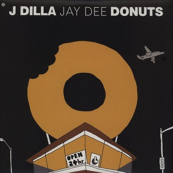 Language In 45 And 47 Stella Street: Donuts (Vinyl, Album) At Discogs
