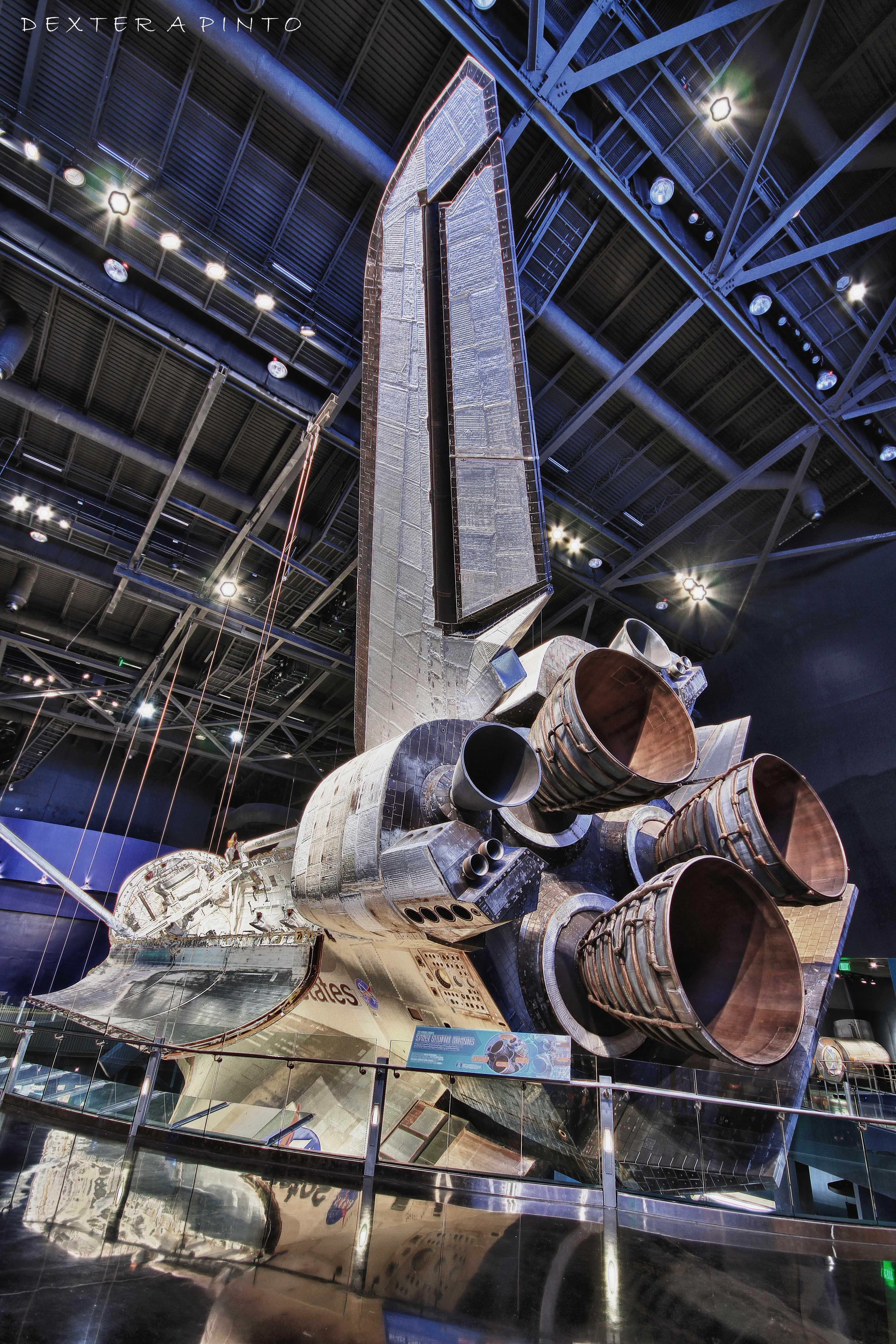 size of space shuttle atlantis - photo #32