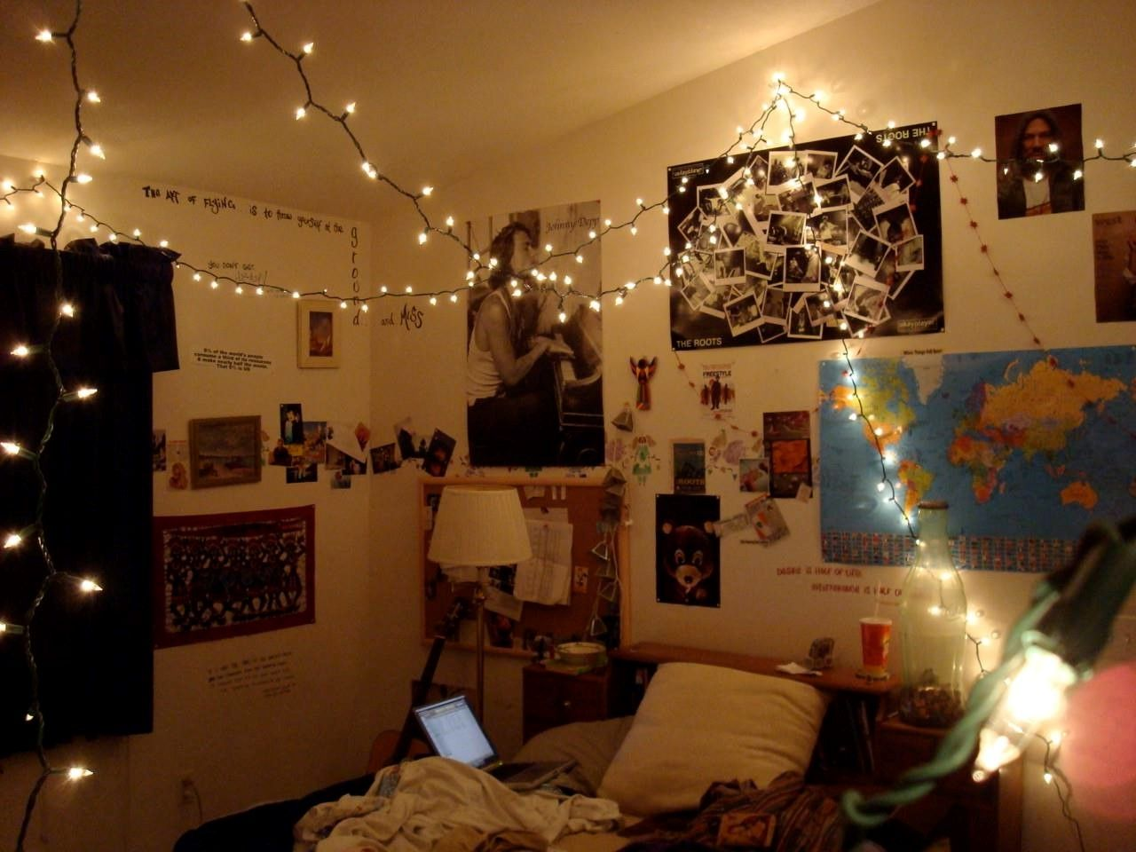 cool bedrooms for teenage girls tumblr lights | Interior Designs ... for Cool Bedrooms For Teenage Girls Tumblr Lights  51ane