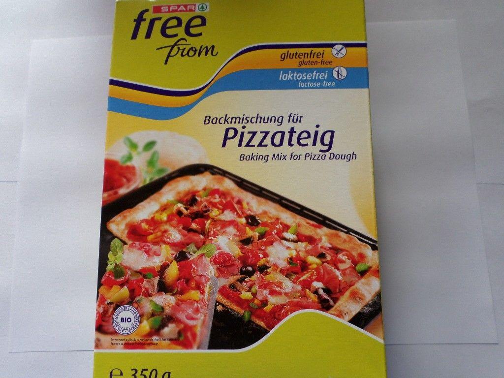 gluten og laktosefri pizza