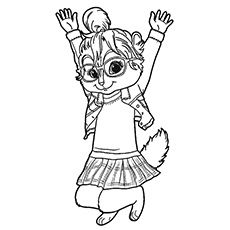 Top 25 Free Printable Alvin And The Chipmunks Coloring Pages Alvin And The Chipmunks Coloring Pages