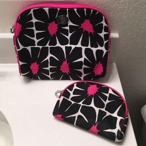 Trina Makeup Bags Set Of Two