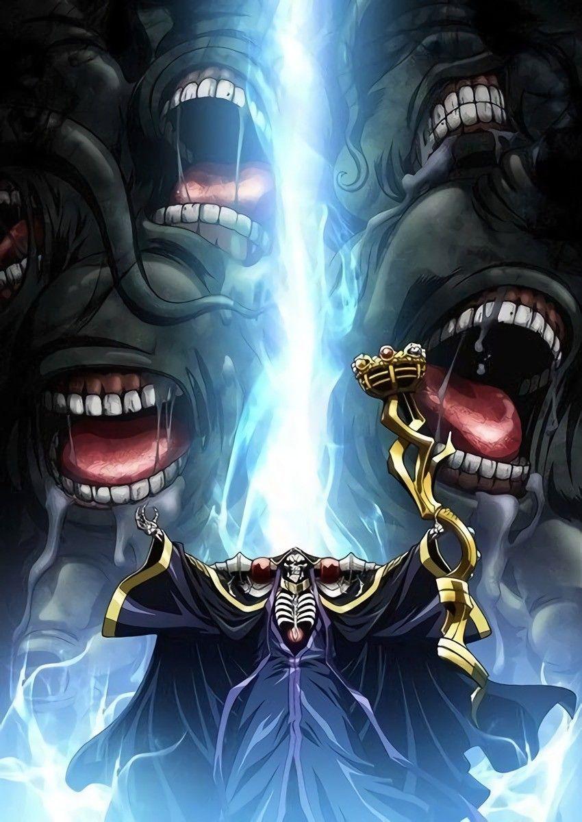 Overlord Season 3 Anime, Anime expo, Overlord