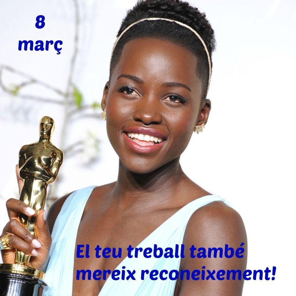 8 de març: El teu treball també mereix reconeixement