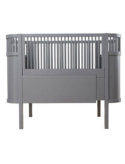 Entdecken Sie das Babybett / Juniorbett Kili von sebra bei car ...