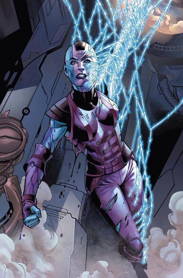 marvel comics nebula