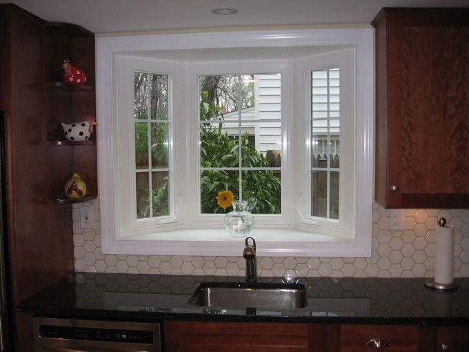 bay window over kitchen sink google search - Kitchen Bay Window Ideas