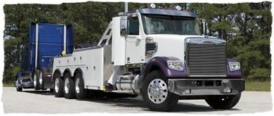Durable Efficient Tow Trucks Freightliner Trucks Trucks Tow Truck Towing And Recovery