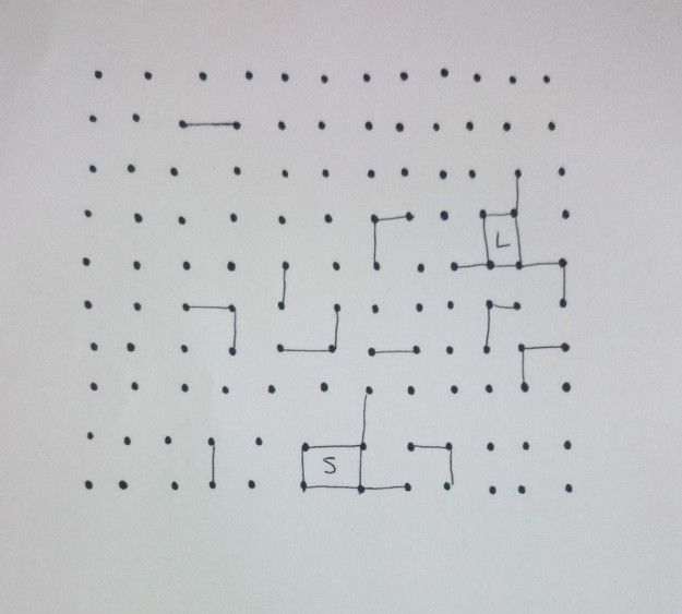 Dots and Boxes | 13 Little Things From Your Childhood That Are Still Brilliant Now
