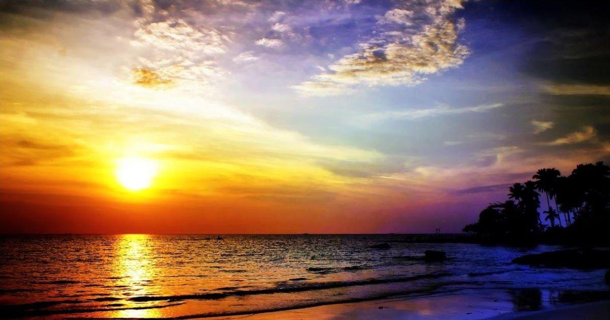 Silahkan Klik Gambar Untuk Memperbesar Foto Sunset Dan Sunrise Adalah Salah Satu Dari Sekian Banyak Foto Wajib Yang Harus Dilakukan O In 2020 Sunset Fishing Trip Trip