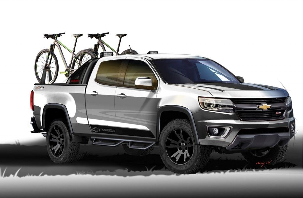2017 Chevrolet Colorado Specs, Price And Release Date   For You Who Are  Looking For The Excellent Everyday Car With Pick Up Truck Model,